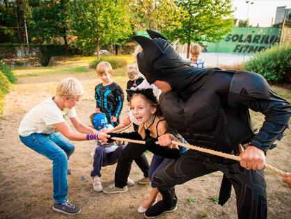 Детские праздники в Чехии, Праге, Европе