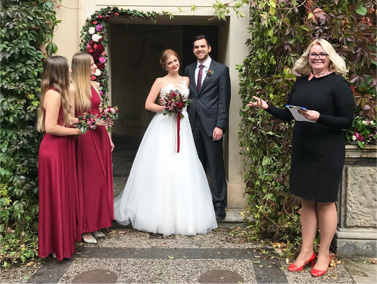 Свадьба «под ключ» в Чехии