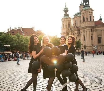 Девичник в Праге