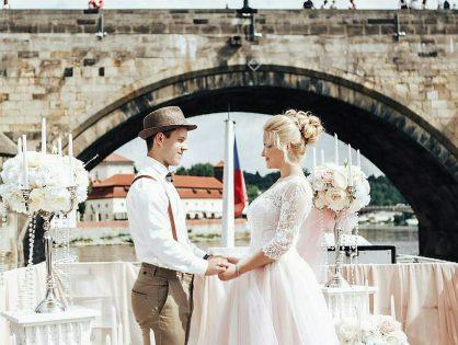 Свадьба Екатерины и Михаила